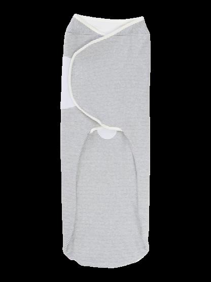 womby bag ohne Kapuze PLUS in natur/hellgrau (Pucksack)